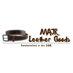 MAJR Leather Goods logo