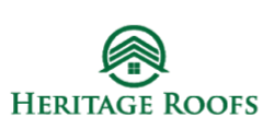 Heritage roofs company logo