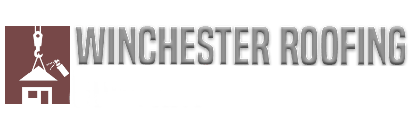 Winchester Roofing Company checker logo