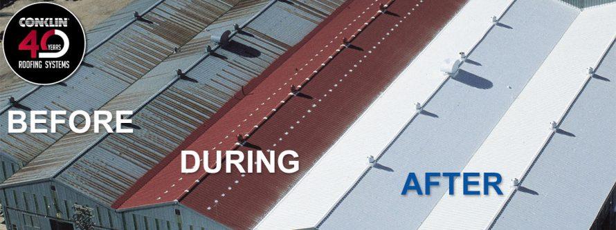 ohio metal roof restoration