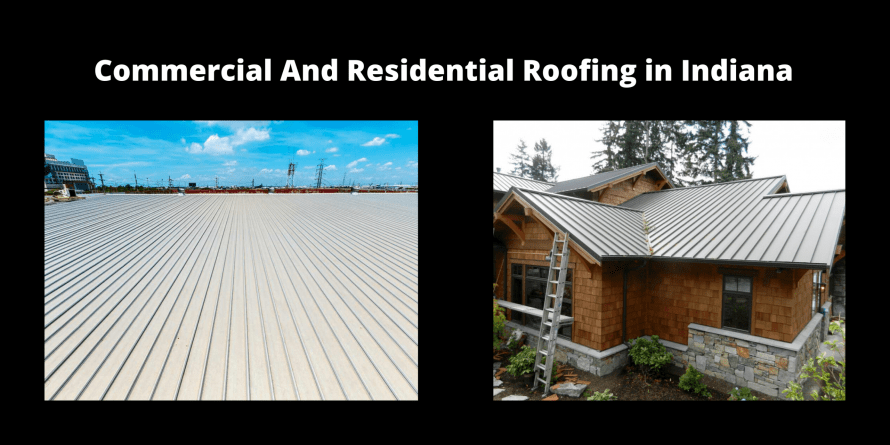 Commercial And Residential Roofing in Indiana scaled